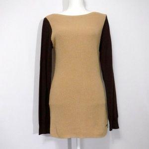 NWT Lauren Ralph Lauren Boat Neck Sweater Size L